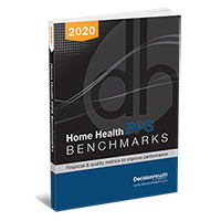 Home Health PPS Benchmarks, 2020
