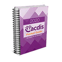 2020 ACDIS Pocket Guide
