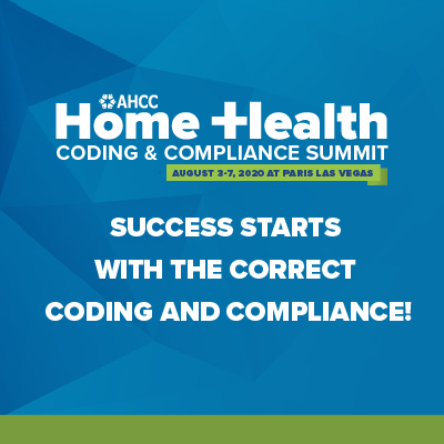 Home Health Coding & Compliance Summit