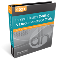 Home Health Coding & Documentation Tools, 2021