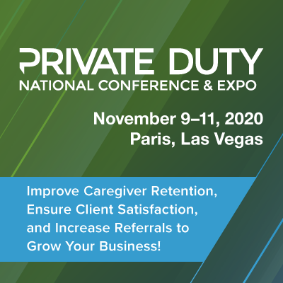 23rd Annual Private Duty National Conference and Expo
