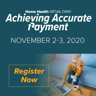 Achieving Accurate Payment Home Health Virtual Event