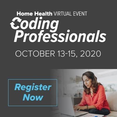 Coding Professionals: Home Health Virtual Event