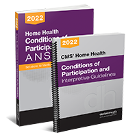 Homecare Agency Reference Set, 2022