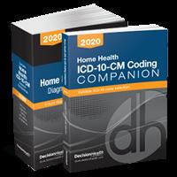 Home Health ICD-10-CM Diagnosis Coding Manual & Companion, 2020