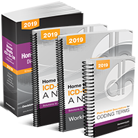 Home Health ICD-10 Manual and Answers, 2019