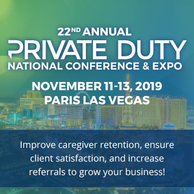22nd Annual Private Duty National Conference & Expo