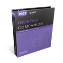 OASIS Form Companion, 2022
