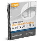 DecisionHealth's Home Health ICD-10-CM Coding Answers, 2020 Workbook (5 Pack)